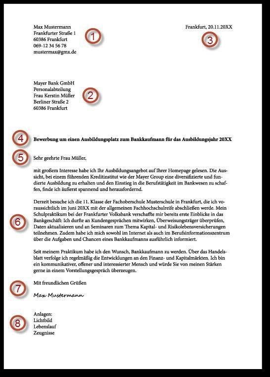 Bewerbung Deutsch Lernen Deutsch Schreiben Lernen Brief Deutsch