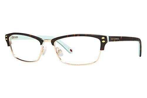 19d9cd669e4 Lulu Guinness L771 Womens Eyeglass Frames