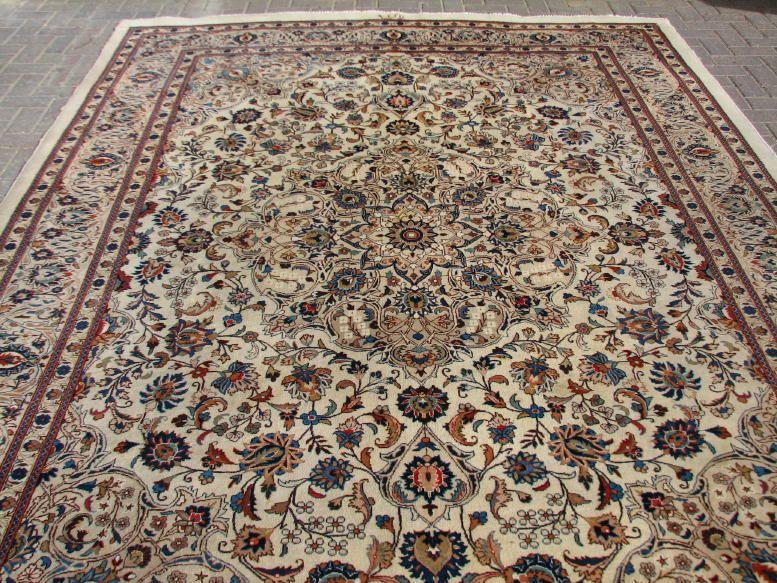 Antique Persian Carpet Kashmar 11x8 Hand Knotted Area Wool Hallmark Rug Antique Persian Carpet Rugs Persian Carpet