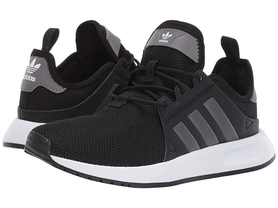 adidas Originals Kids X_PLR J (Big Kid) Boys Shoes Black