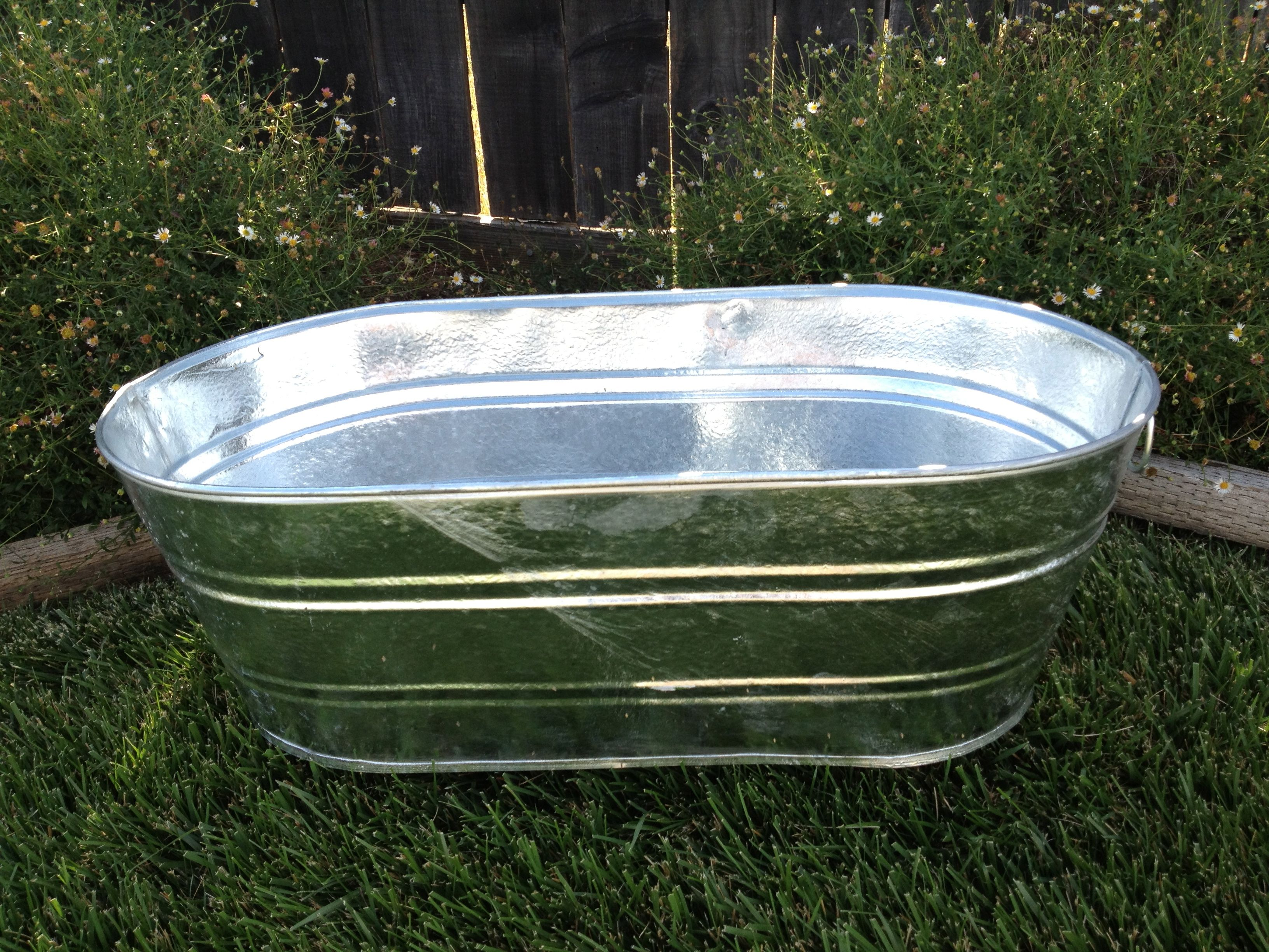 50 Gallon Galvanized Tub Galvanized Tub Bathrooms