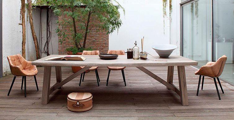 Mesas de comedor extensibles i fijas de dise o ismoble for Mesas salon plegables diseno