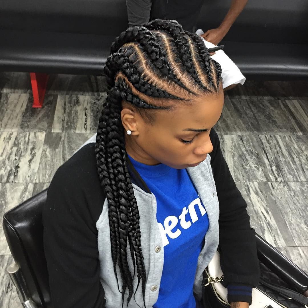 African Braids 15 Stunning African Hair Braiding Styles And