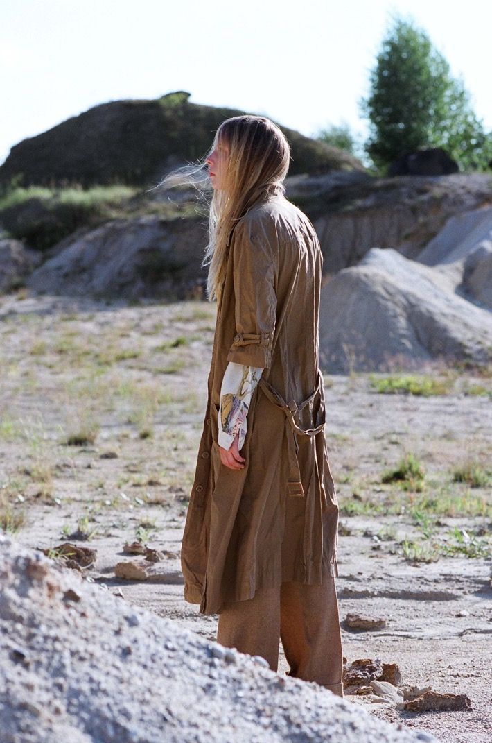 NATURE GIRL --- Loaction: Laguna Albastra, Transilvania --- photography: Andreea Bogdan --- model: Marie My --- Styling & Art direction: Andreea Bogdan & Marie My