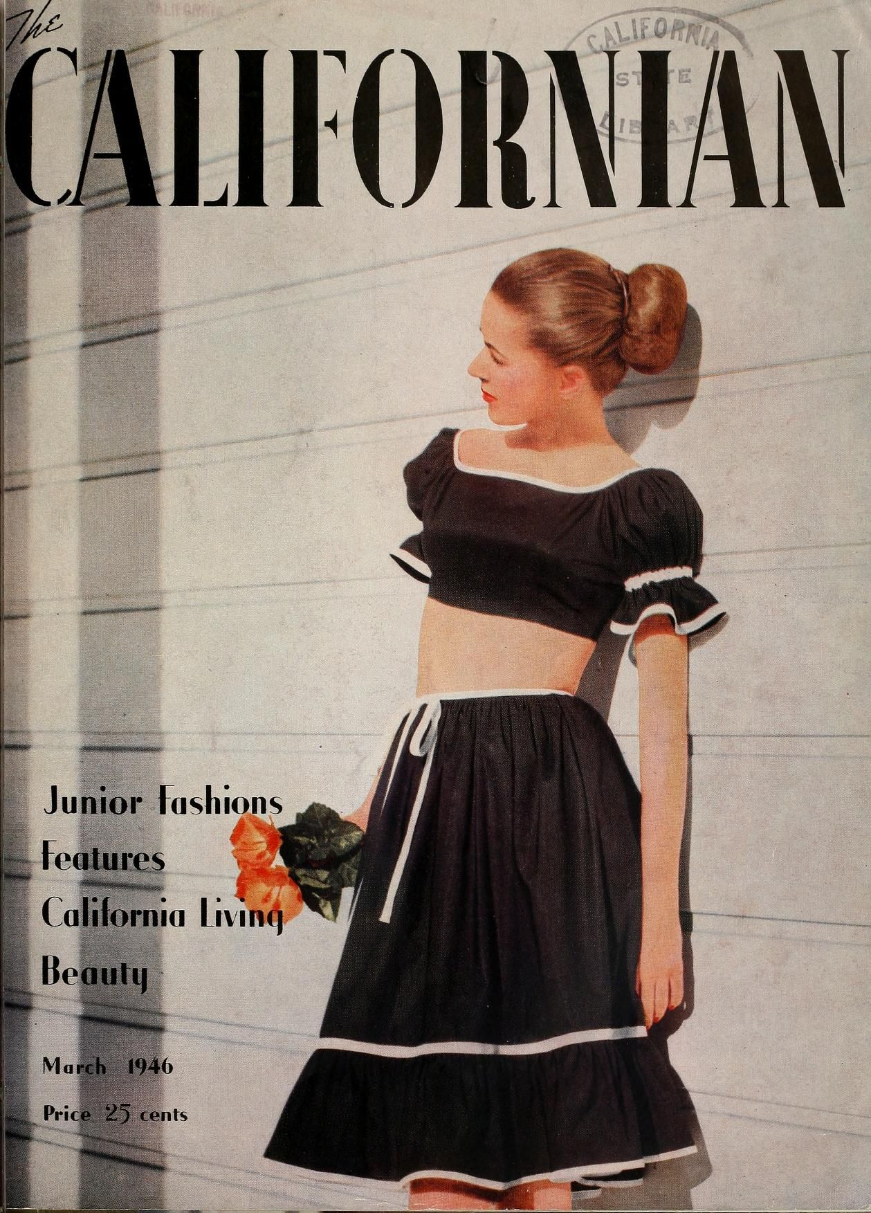 The Californian; March 1946 | archive.org