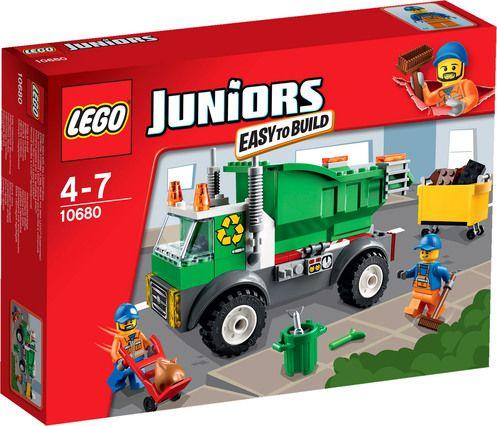 LEGO® Juniors 10680 - Müllabfuhr » LEGO - Jetzt online kaufen   nakiki.de