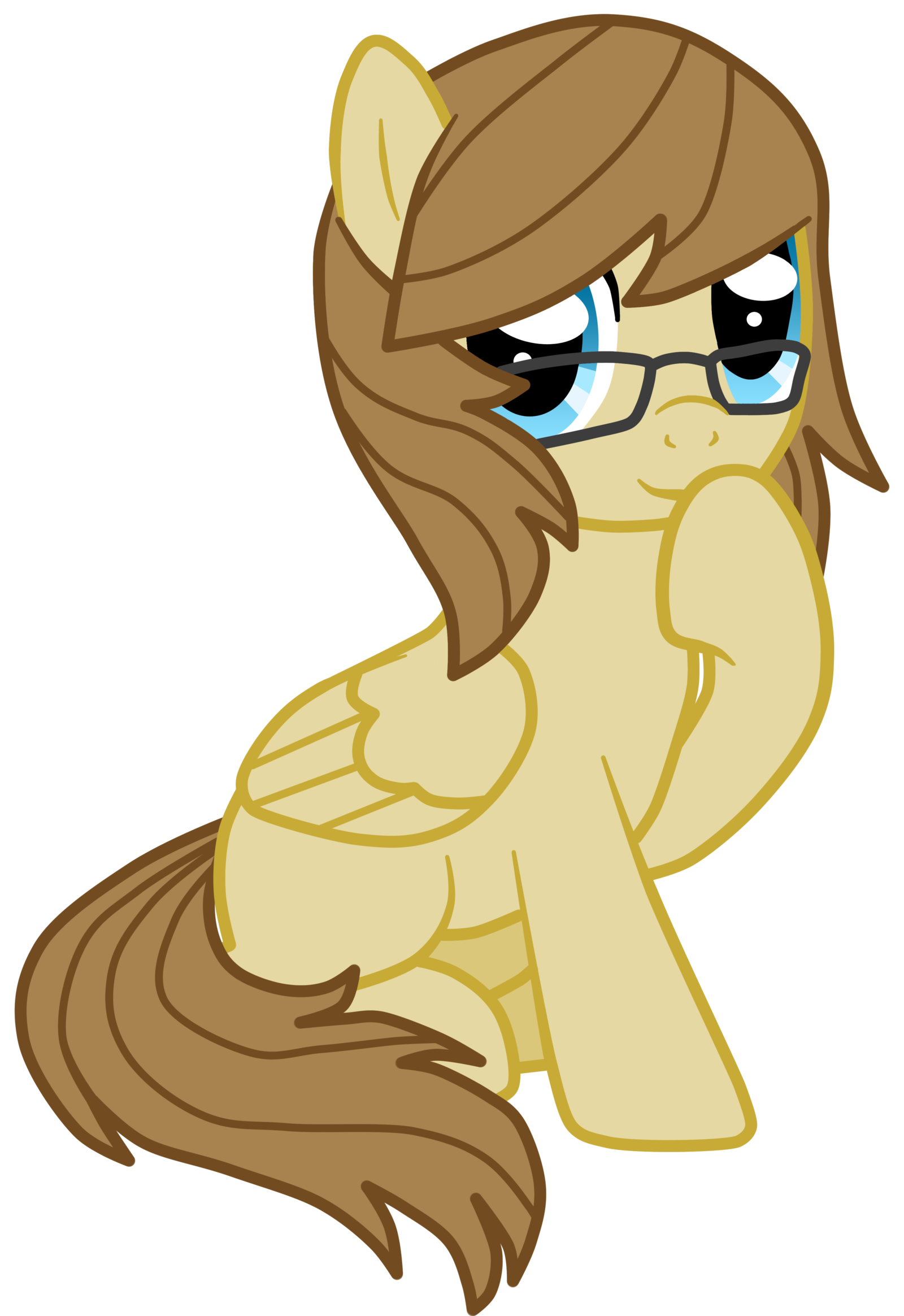 Smart Cookie up for adoption! TAKEN! My little pony