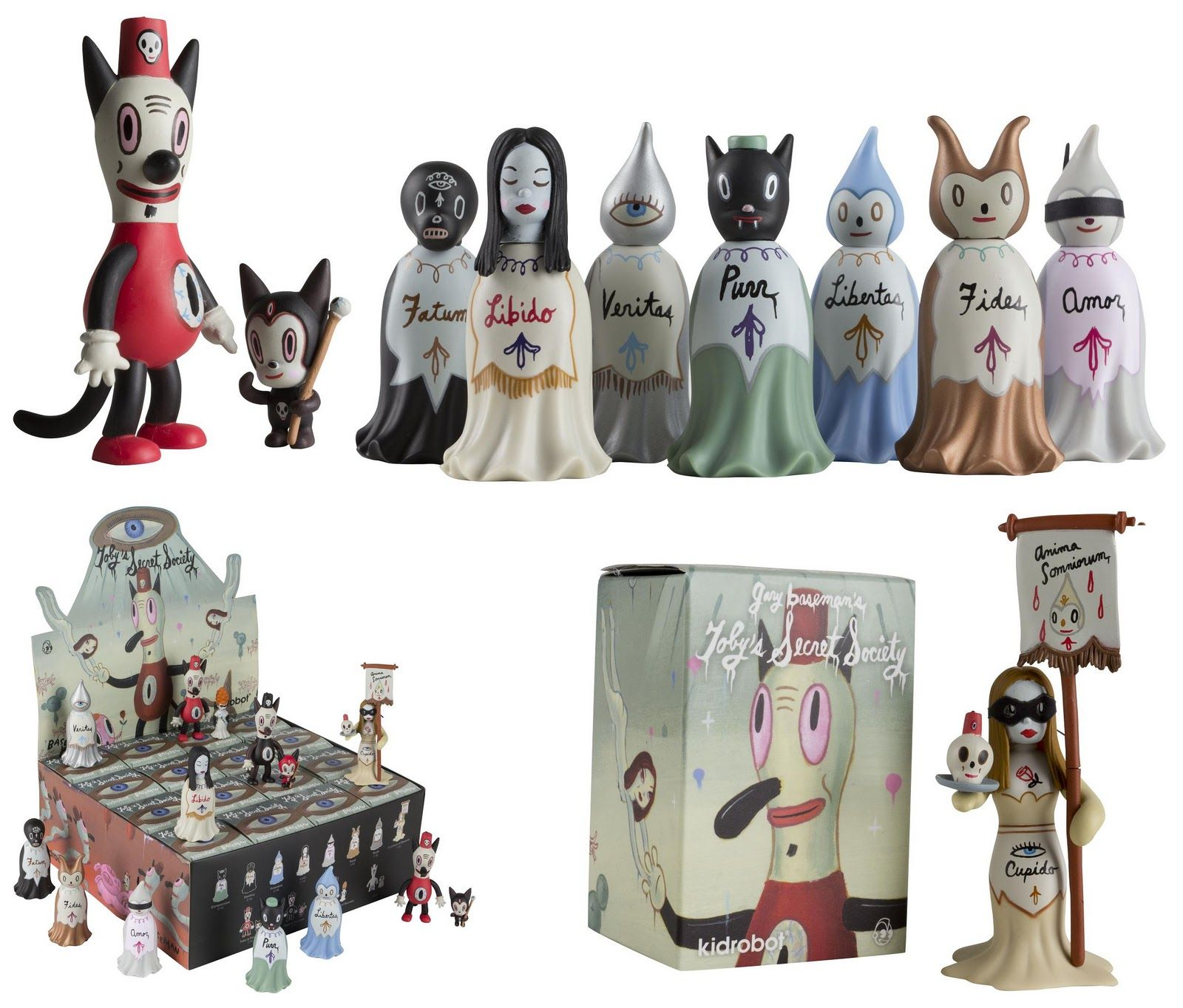 Pin On Designer Art Toys Characters Design Illustration