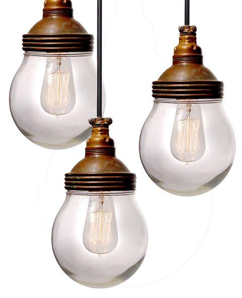 3 Benjamin Copper Explosion Proof Lamps