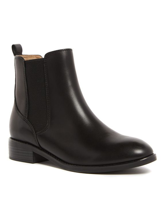 unique design save up to 80% uk store Black Sole Comfort Leather Chelsea Boots | Shoes & boots ...