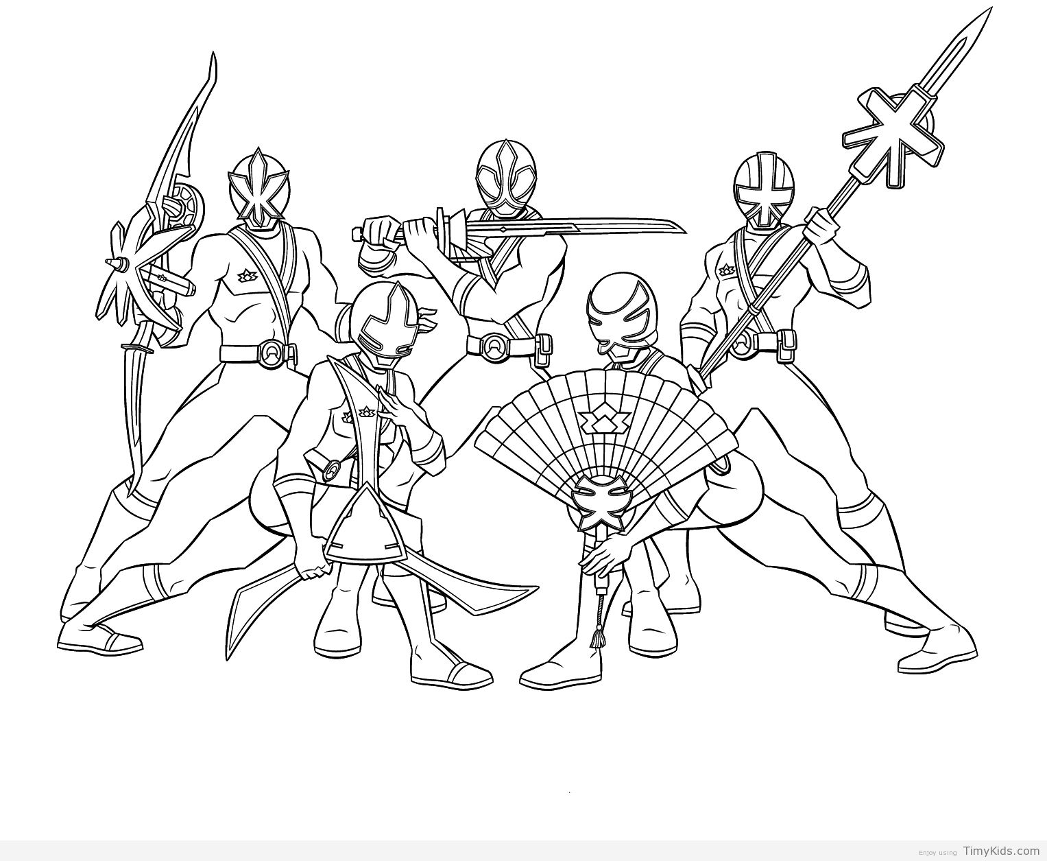 http://timykids.com/coloring-power-rangers.html | Colorings ...