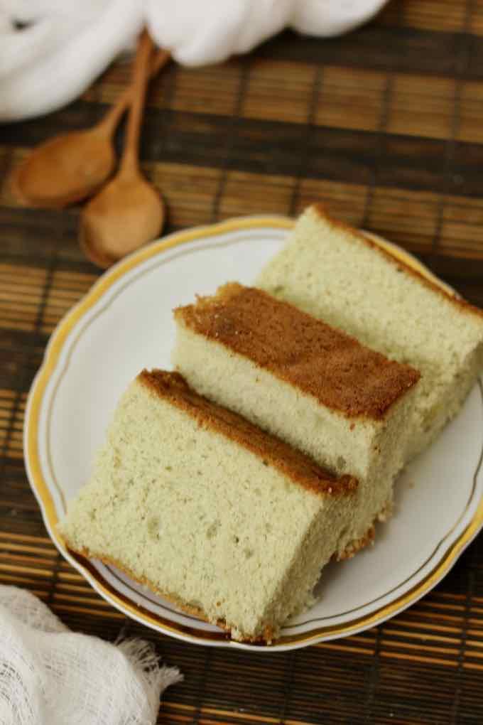 Castella (Kasutera) Traditional Japanese Recipe 196
