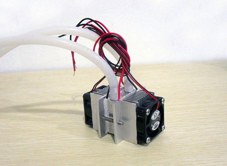 Diy Thermoelectric Peltier Refrigeration Cooling System Fan Kit Water Cooler Fan Diy Kits Cooling Fan