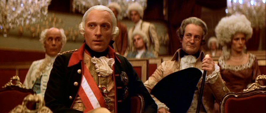 Joseph II (played by Jeffrey Jones in 'Amadeus')   Amadeus, Character  costumes, Character inspiration