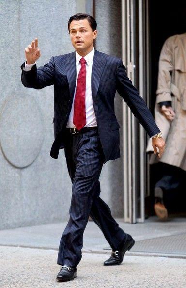 e3742c7f407 Leonardo DiCaprio Men s Suit - Leonardo DiCaprio Clothes Looks - StyleBistro