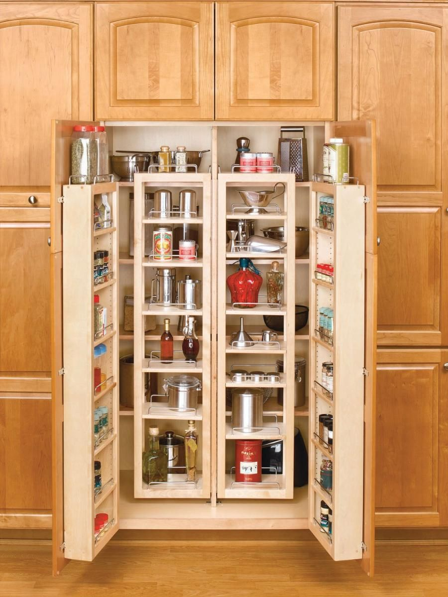 Pantry Door Ideas Decide It Between Modern Vintage Or Rustic Tall Kitchen Cabinets Pantry Cabinet Kitchen Remodel