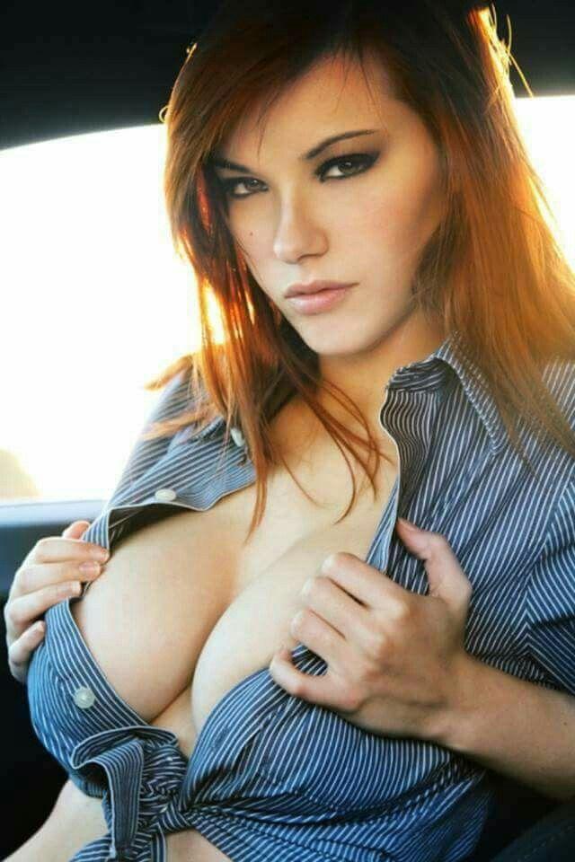 montana redhead boobs