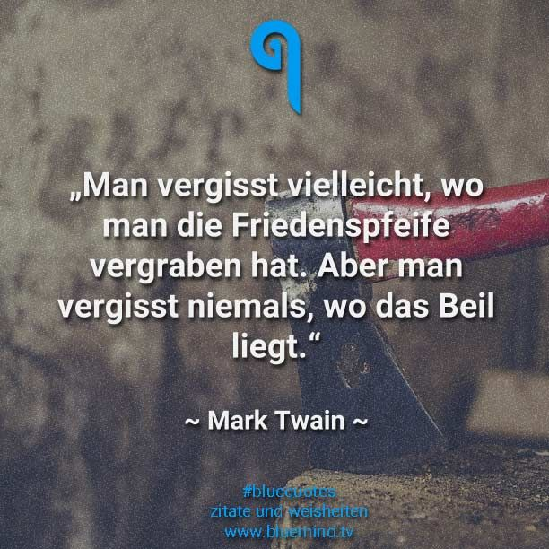 Die schönsten Zitate von Mark Twain