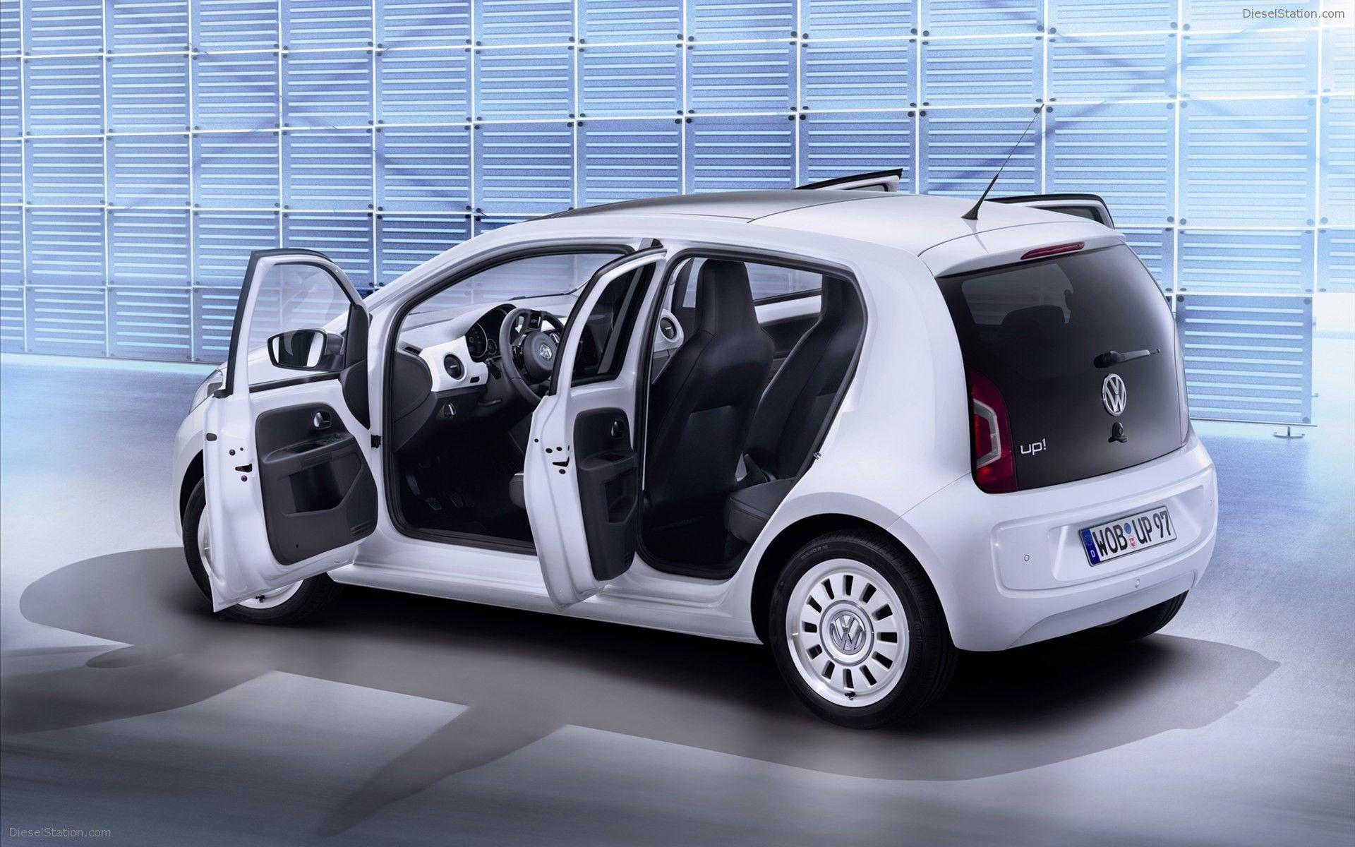 Volkswagen Up 2012 Volkswagen Petite Citadine Voiture