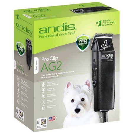 Andis Proclip Ag2 Pet Clipper Dog Clippers Dog Grooming Supplies Pets