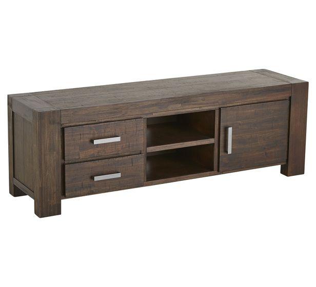 Kingston 1800mm Lowline Entertainment Unit Fantastic Furniture