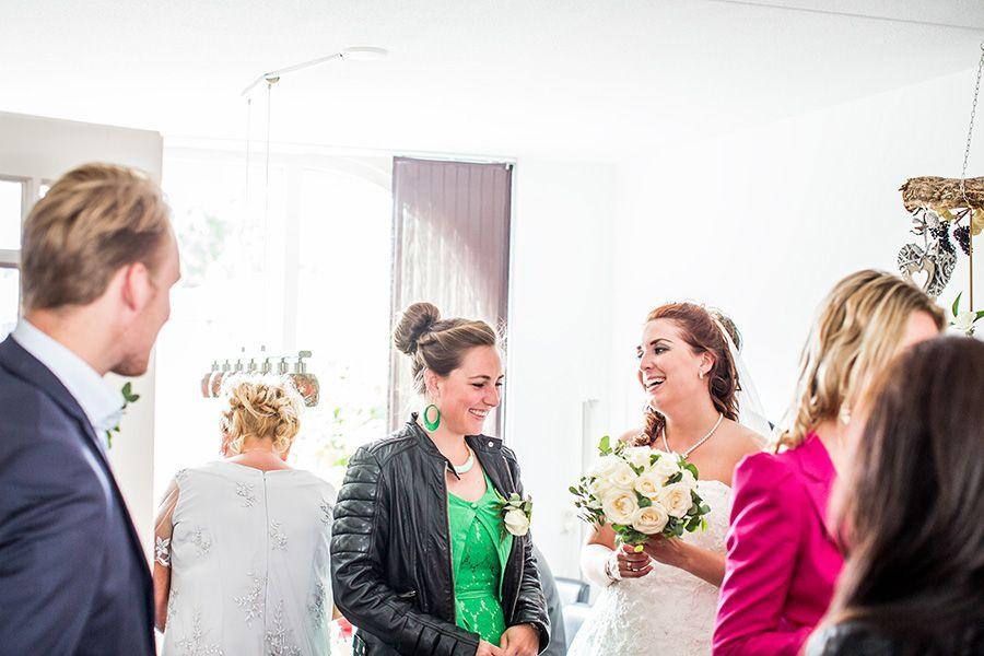 Bruid met vrienden #bruidsfotografie #bruidsfotograaf Dario Endara