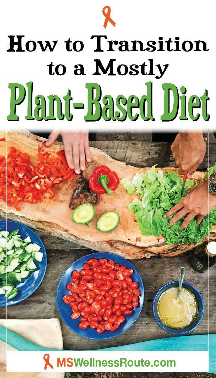 ms and plant based diet