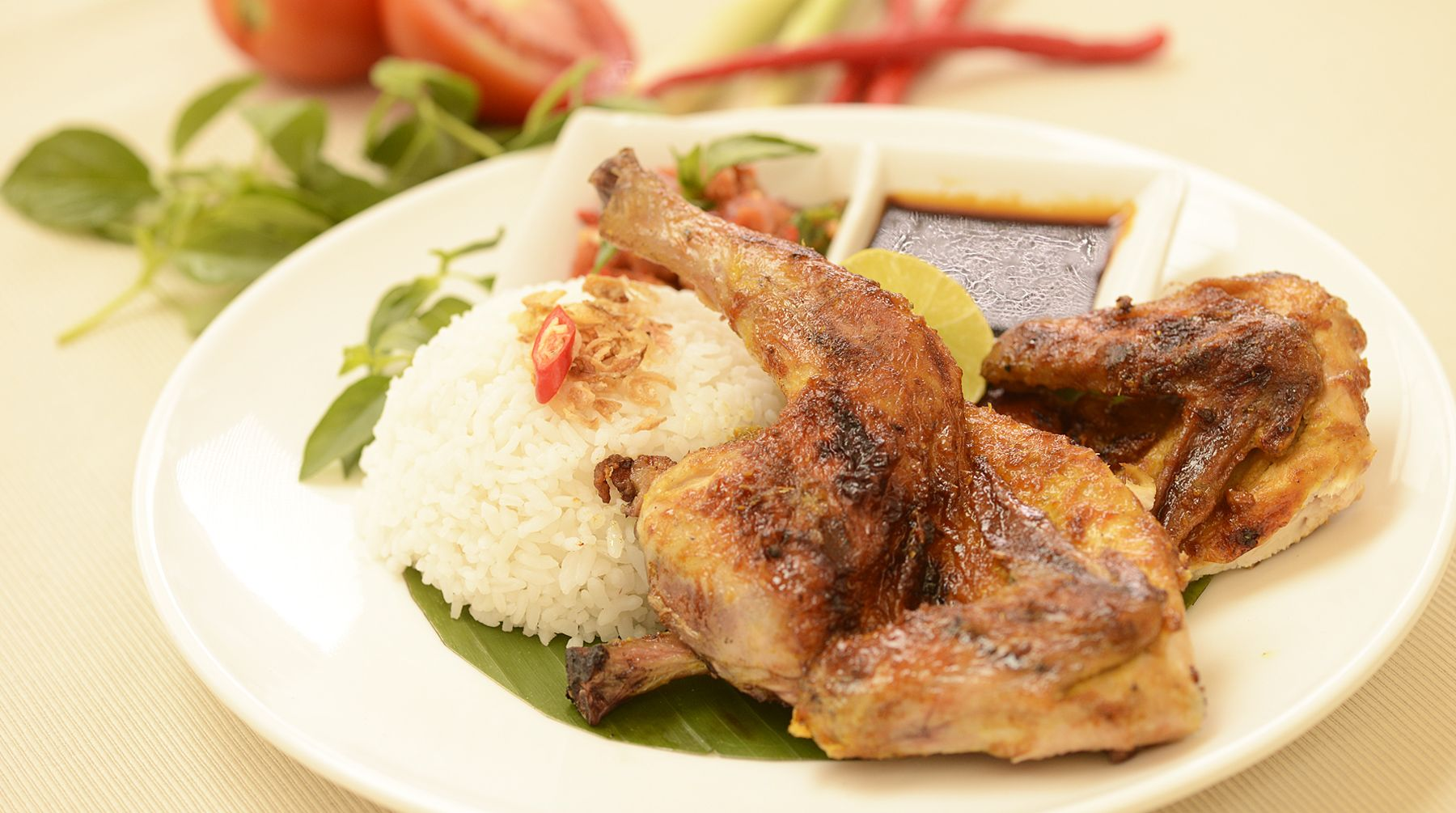 Roasted whole chicken wonderful indonesia flavours recipes ayam roasted whole chicken wonderful indonesia flavours recipes ayam bumbu gurih asian food channel forumfinder Image collections
