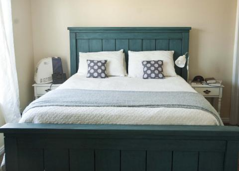 Photo of Farmhouse Bed (California King Size)