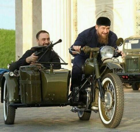 Ramzan Kadyrov Is Going To Hunt For Chechen Gays