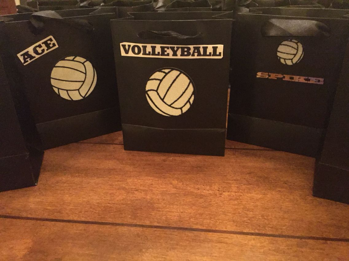 Volleyball Themes Volleyball Volleyball Party Team Snacks