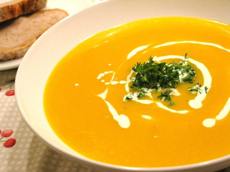 My Best Pumpkin Soup Jana S Recipe Cream Of Pumpkin Soup Pumpkin Soup Pumpkin Soup Recipe