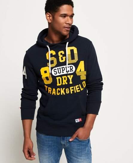 Track & Field Lite Hoodie in 2020 | Mens sweatshirts