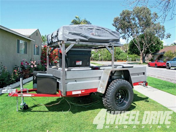 economical Off Road Trailer Build Part 4 arb Simpson Rooftop Tent Photo 37509808 & economical Off Road Trailer Build Part 4 arb Simpson Rooftop Tent ...
