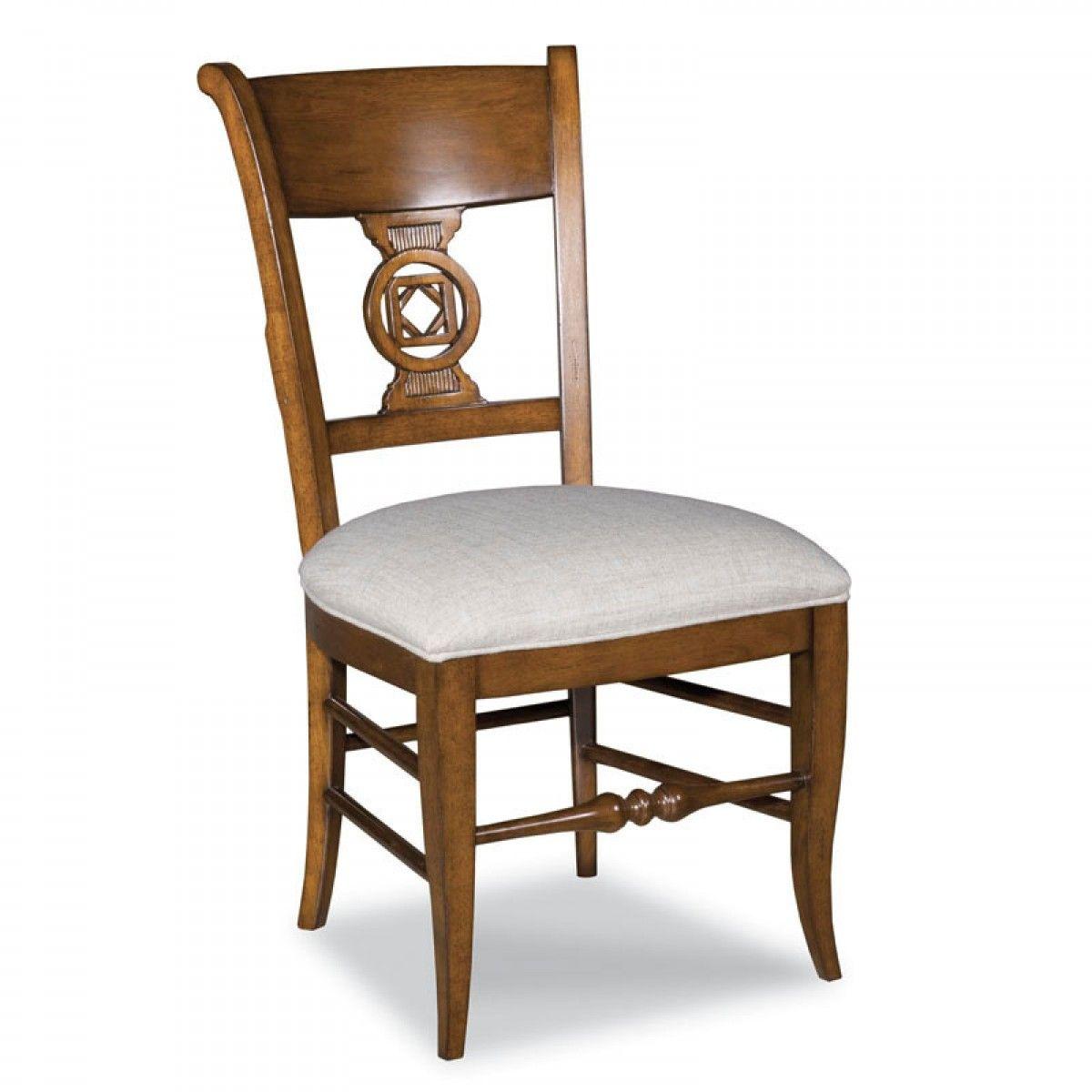 Woodbridge Home Exteriors: Woodbridge Provincial Side Chair