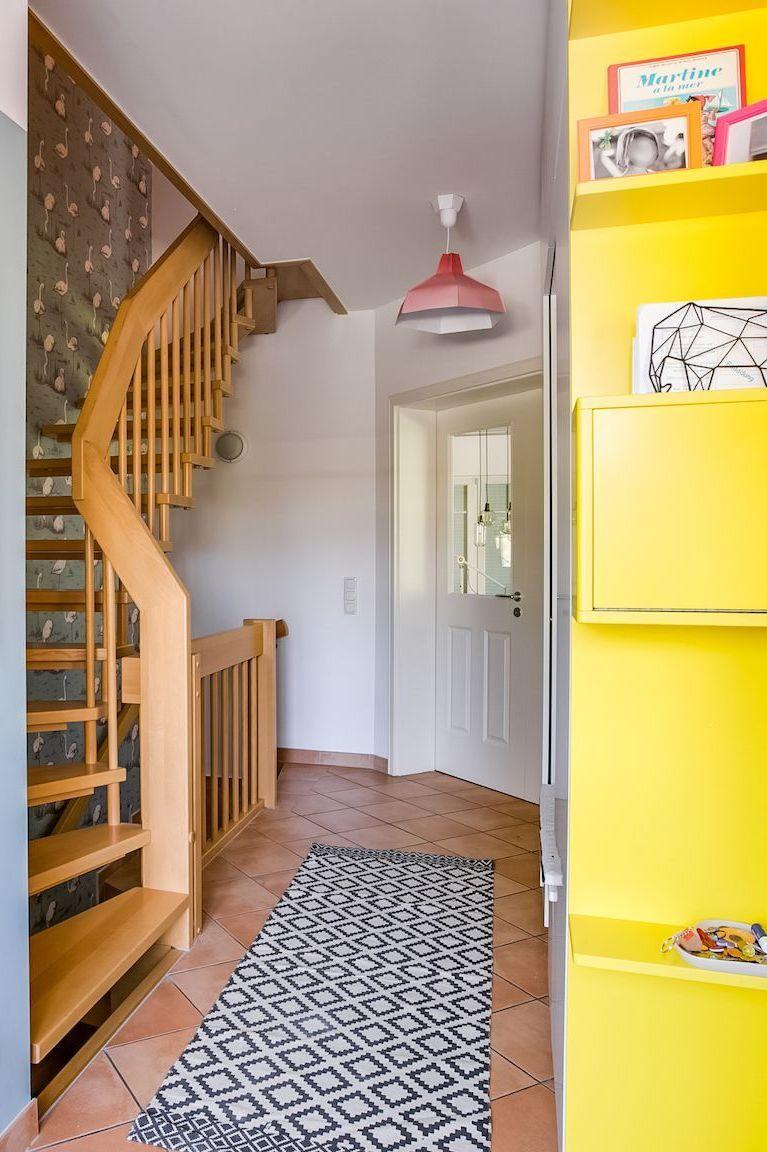 Relooking Maison Avant Apres avant après couloir : rénovation et décoration de passages