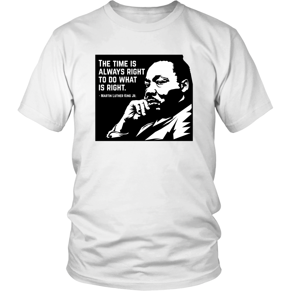 Martin Luther King Jr Quote T Shirt Screen Printing Pinterest