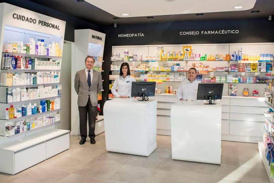 tipo muebles pared izda Farmácias Pinterest Pharmacy and