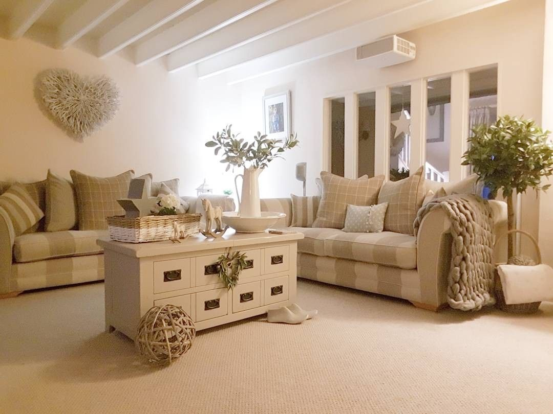 Cosy lounge in our Country home.. West Barn Interiors styling ...