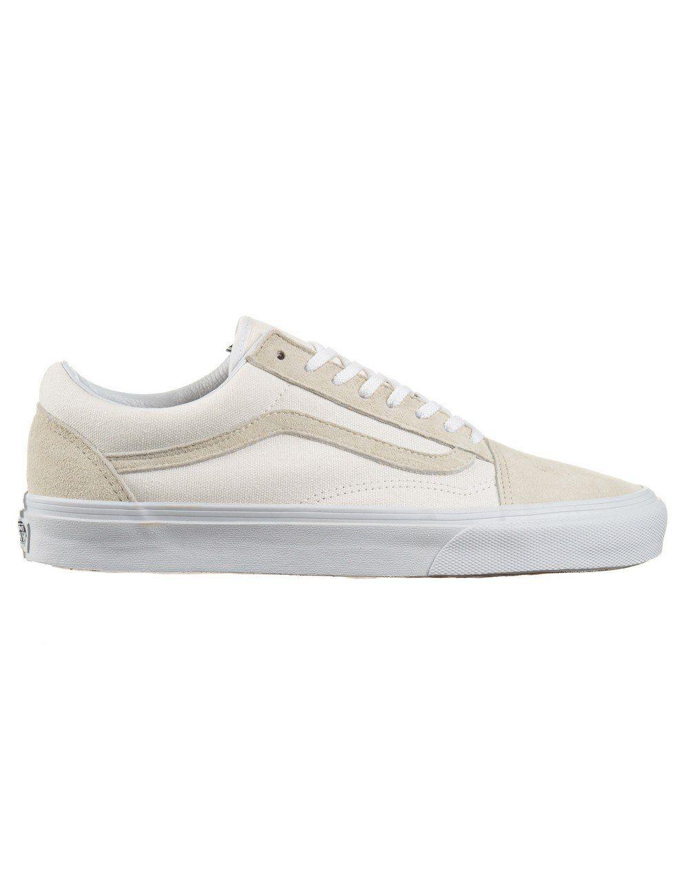 Vans California Old Skool Reissue Shoes - True White (Vansguard) Footwear  Whites @ Fat Buddha