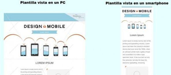 La importancia del responsive design: olvidarse de los dispositivos móviles, gran error de algunas empresas. Artículo