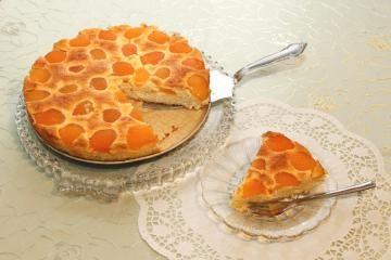 Reis-Aprikosen-Torte