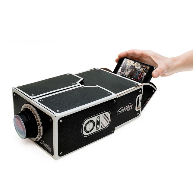 smartphone projector house smartphone geschenke geschenkideen. Black Bedroom Furniture Sets. Home Design Ideas