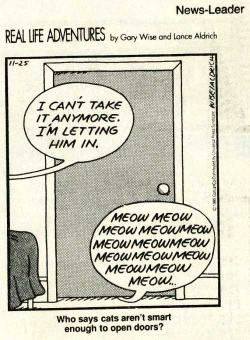 Another Gary Larson classic.