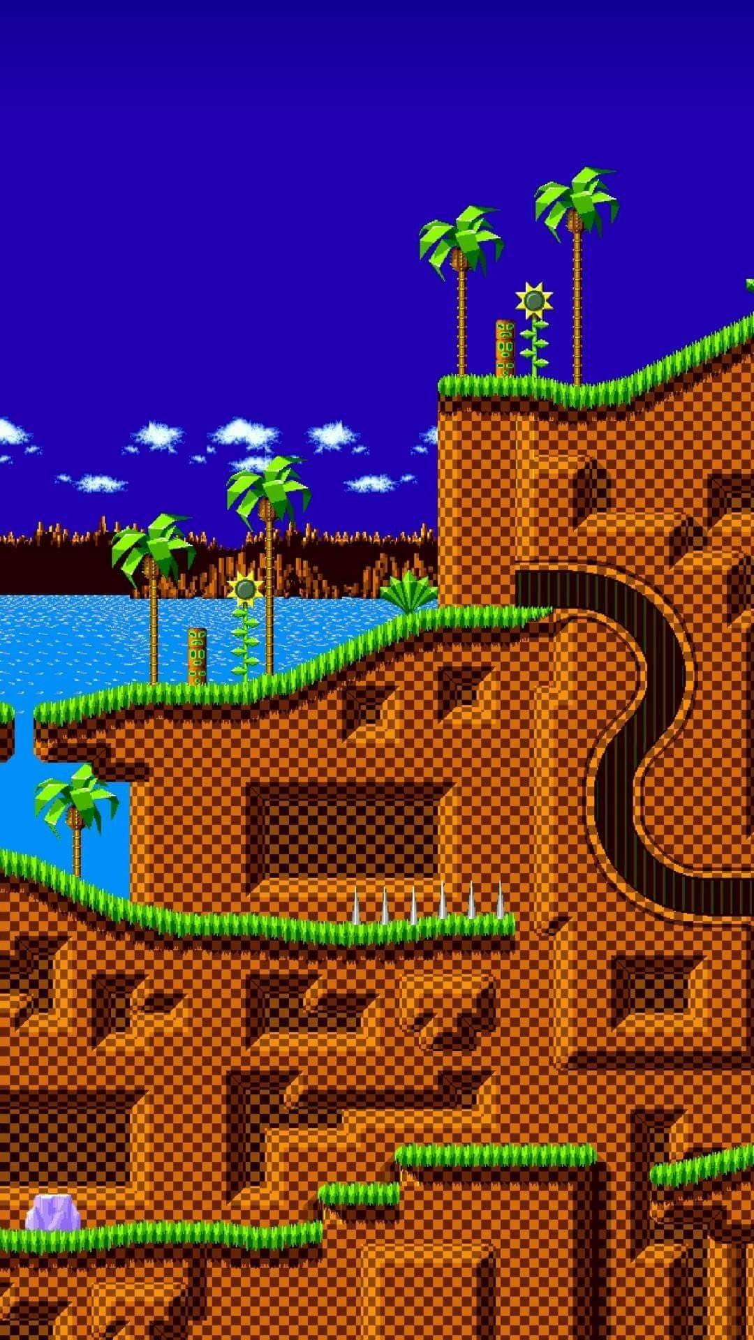 Sonic Thr Hedghog