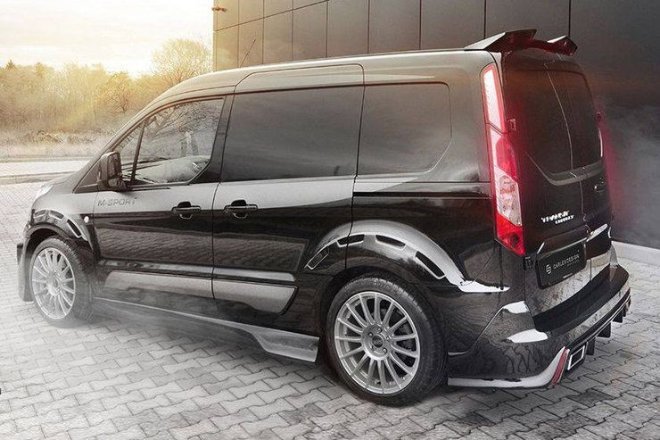 Image Result For M Sport Transit Connect Ford Transit Mini Van
