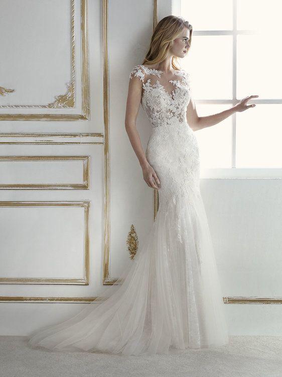 143 robes de mariée coupe sirène à couper le souffle !