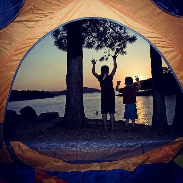 Camping at Lake Ouachita State Park | Hot springs national ...