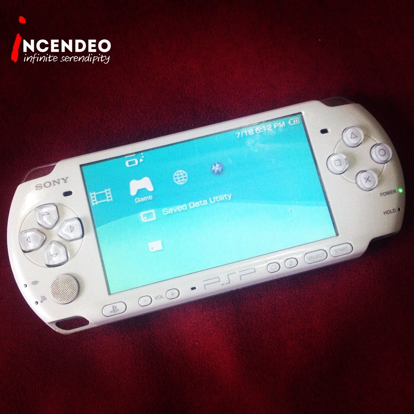 Sony Portable Playstation Game Console Psp 3006 Sony Playstation Portable Psp Game Console Play Musi Xbox One Console Video Games Pc Playstation Games