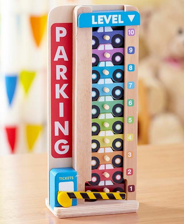 Melissa & Doug Stack & Count Learning Toys   Learning toys ...